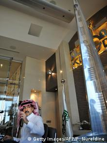 Saudi-Arabien Kingdom Tower in Dschidda Prinz Alwaleed bin Talal