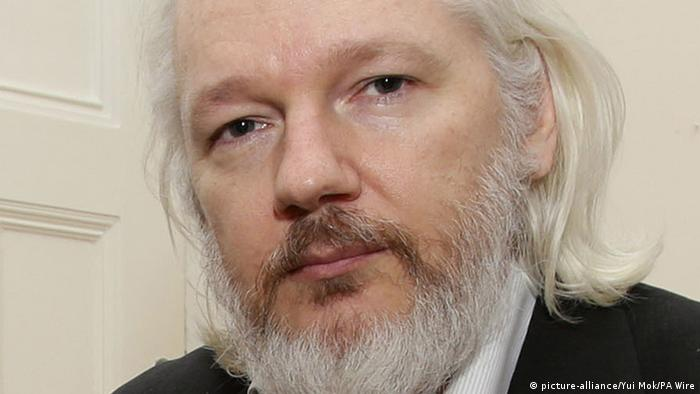 Julian Assange (picture-alliance/Yui Mok/PA Wire)