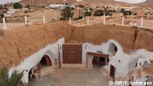 Das Hotel Sidi Driss, der Geburtsort von Luke Skywalker Tunesien, 2015 Copyright: DW/E. Lehmann via Annabelle Steffes, DW Kultur