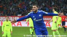 Fußball Bundesliga FC Augsburg - FC Schalke 04
