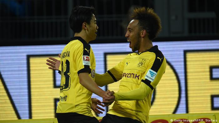 Fußball Bundesliga Borussia Dortmund - Eintracht Frankfurt