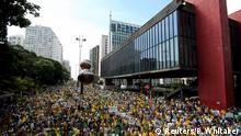 Brasilien Proteste