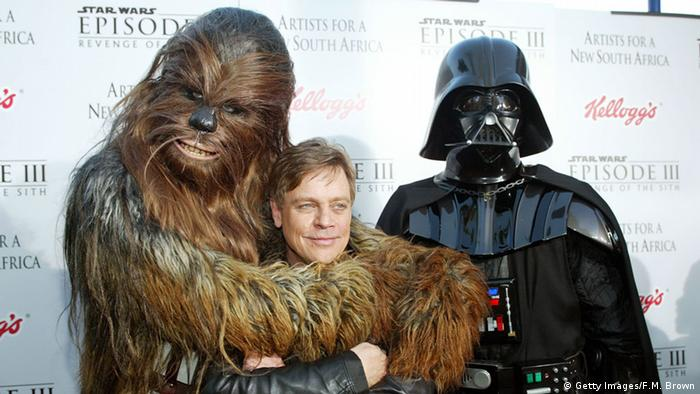 USA Star Wars Episode III Premiere in Los Angeles (Getty Images/F.M. Brown)