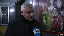 Mark Feygin Rechtsanwalt im Interview mit DW