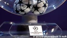 UEFA Champions League Auslosung