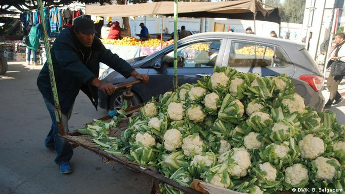 Tunesien 5 Jahre nach der Revolution Stadt Sidi Bouzid