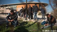 Griechenland Flüchtlinge in Athen