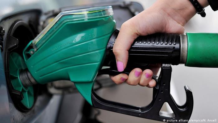 Abstieg der Ölpreise