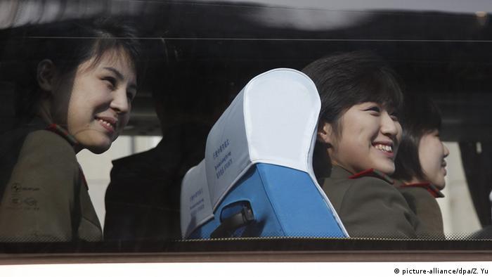 板門店再碰頭:朝鮮確定派藝術團參加冬奧