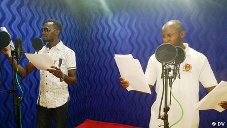 Produktion Learning by Ear in Nigeria, Abuja
