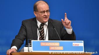 Депутат Бундестагу від ХДС Арнольд Фаатц