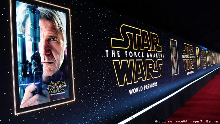 USA Star Wars Die Macht erwacht Kinoweltpremiere in Hollywood