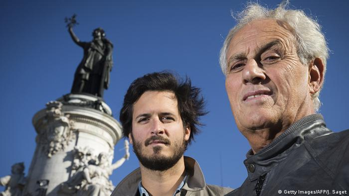 Film directors Daniel and Emmanuel Leconte, Copyright: Getty Images/AFP/J. Saget