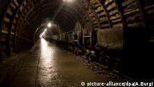 Nazi Zug Tunnel Museumsschacht Julia Thorez Zeche Waldenburg