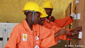 Somalia Flüchtlinge - Care Deutschland Ausbildung Techniker