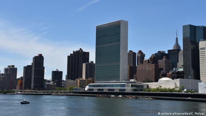 New York Hauptquartier der Vereinten Nationen