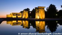 Debod temple, Madrid, Spain, Europe picture-alliance/robertharding/M. Cristofori
