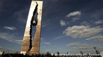 New Jersey Monument To The Struggle Against World Terrorism
