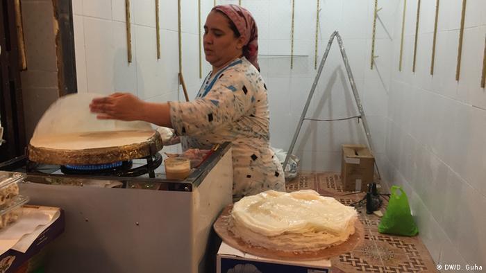 Marokko Fotoreportage Bazaar in Fes