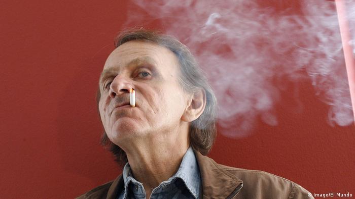 Frankreich Schriftsteller Michel Houellebecq