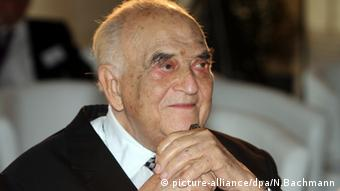 Lord George Weidenfeld, publisher and philanthropist