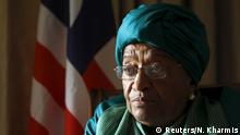 Kenia WTO Treffen in Nairobi - Ellen Johnson Sirleaf