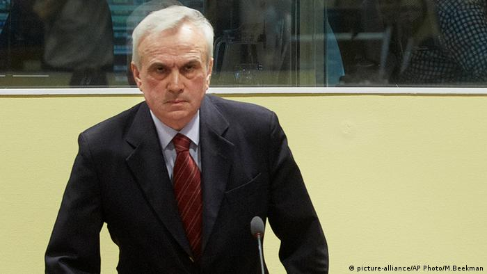 Jovica Stanisic Den Haag Kriegsverbrechen Tribunal