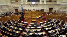Griechisches Parlament billigt Reformpaket