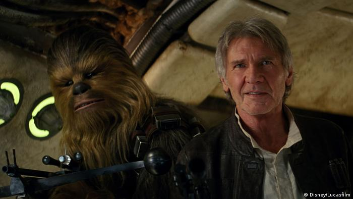 Film still Star Wars The Force Awakens (Disney/Lucasfilm)