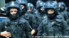 Deutschland neue Spezialeinheit der Bundespolizei BFE+