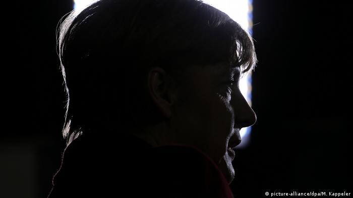 Ангела Меркель, 15 декабря 2015 г. Карлсруэ