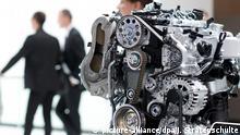 VW Skandal Dieselmotor