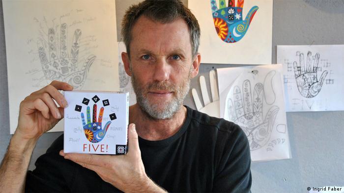 Give me FIVE Projekt - Spiele für Flüchtlinge Steffen Mühlhäuser