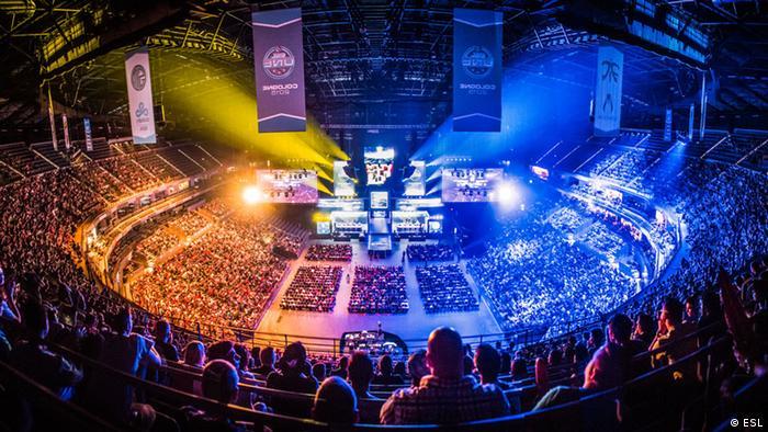 Lanxess Arena (ESL)