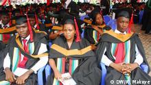 Tansania Medizinstudenten