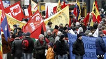 Sicherheitskonferenz Demonstation 2006