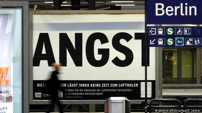 Angst in Germany