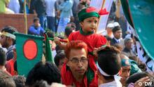 Bangladesch feiert den Tag der Unabhängigkeit