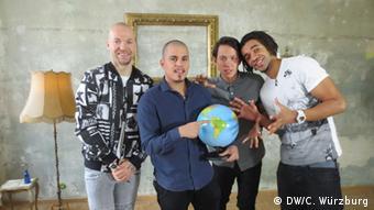 Culcha Candela band members