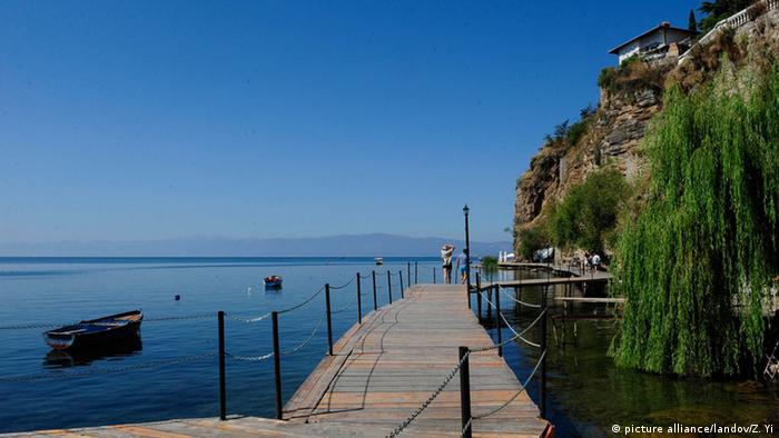 Panorama Mazedonien