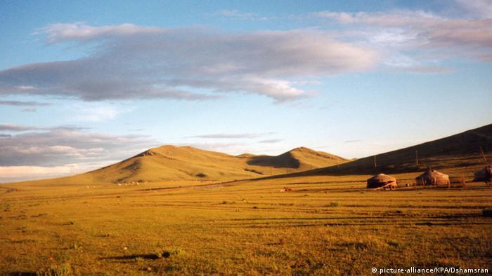 Panorama Mongolei