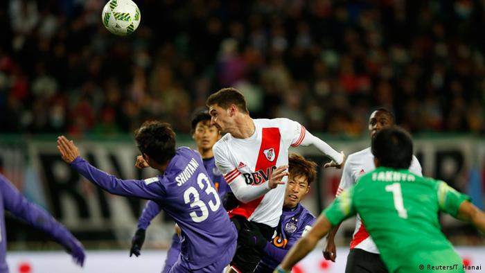 Japan Fußball World Cup River Plate vs. Sanfrecce Hiroshima