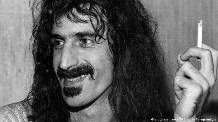 Norwegen, Frank Zappa (picture-alliance/NTB Norsk Telegrambyra)