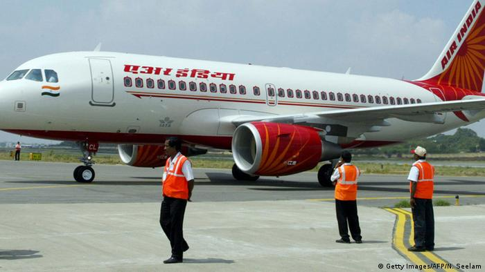 Air India Airbus A319 (Getty Images/AFP/N. Seelam)
