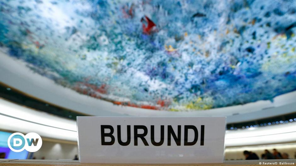 L'Onu met fin à la Commission d'enquête sur le Burundi