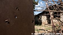Burundi Krise Gewalt
