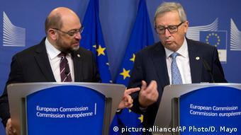 Εξελίξεις δρομολογεί η αποχώρηση Σουλτς από τις Βρυξέλλες