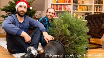 Основатели Happy Tree Себастиан Шёнфельд и Ян Вемайер