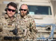 Немецкие военные в Афганистане