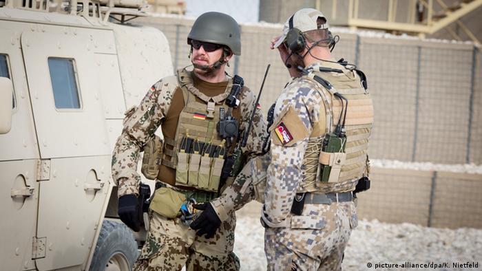 Afghanistan Bundeswehr